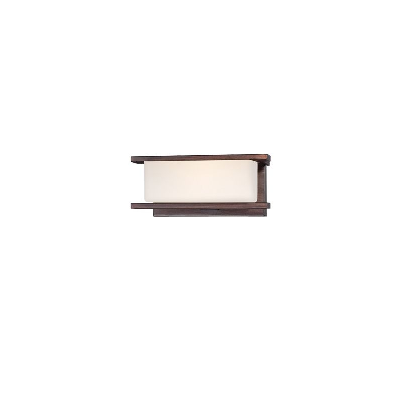 Designers Fountain 6631 1 Light Bathroom Fixture from the Facet