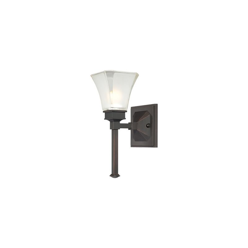 Designers Fountain 6661 1 Light Bathroom Fixture from the Canterbury