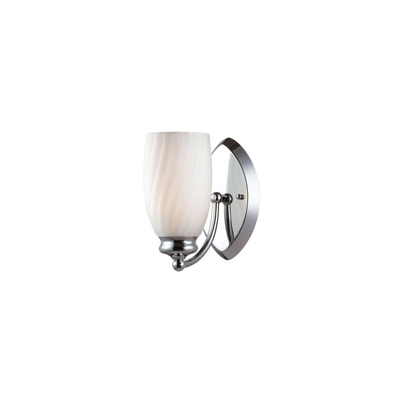 Designers Fountain 6701 Belize 1 Light Wall Sconce Bathroom Fixture