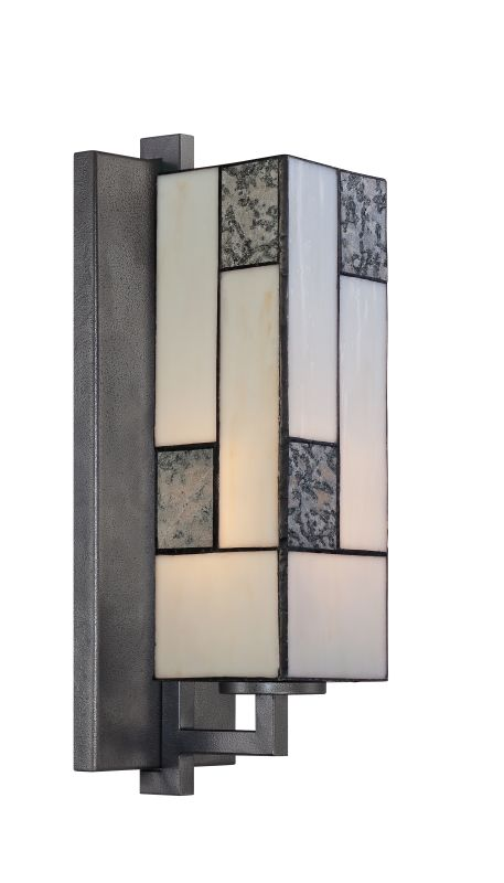 Designers Fountain 84101 1 Light Bathroom Fixture from the Bradley Sale $189.50 ITEM: bci1798657 ID#:84101-CHA UPC: 46335958043 :