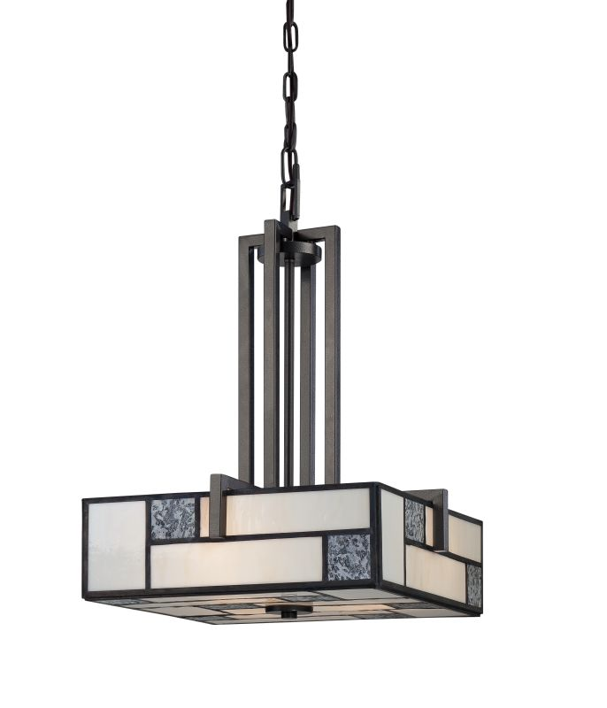 Designers Fountain 84131 3 Light Foyer Pendant from the Bradley