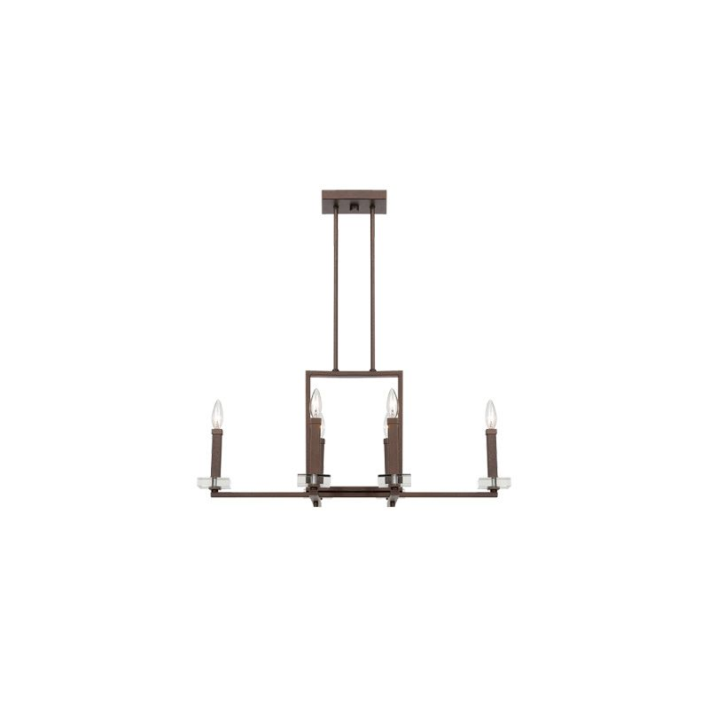 Designers Fountain 84386 Fieldhouse 6 Light Island / Billiard Fixture Sale $248.00 ITEM: bci1950382 ID#:84386-FBZ UPC: 46335959255 :