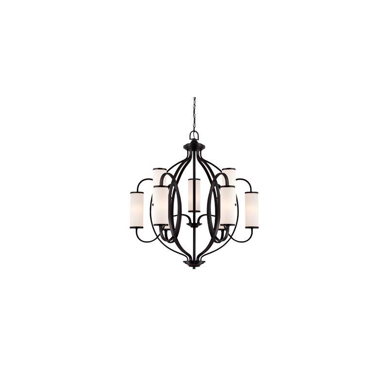 Designers Fountain 84489 Bellemeade 9 Light 2 Tier Down Lighting Sale $1038.00 ITEM: bci1950391 ID#:84489-ART UPC: 46335959361 :