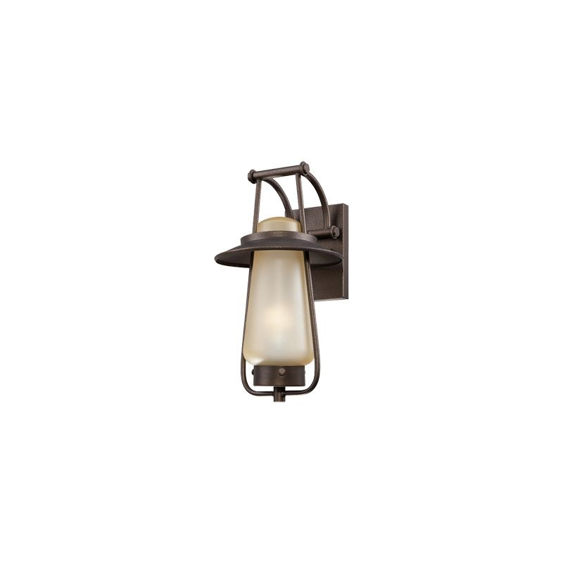 "Designers Fountain ES32031 Stonyridge 1 Light 9"" Energy Star CFL Wall"