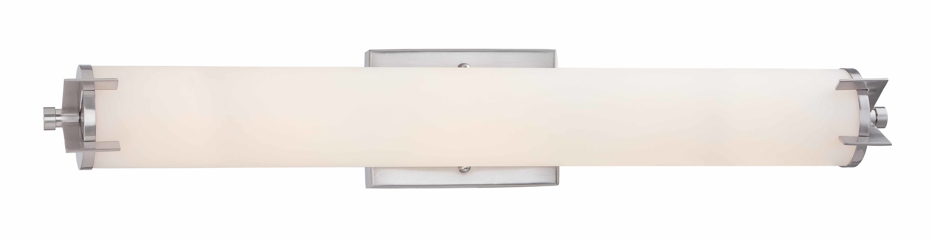 Designers Fountain LED68204 Aristo 1 Light Reversible Energy Star Bath