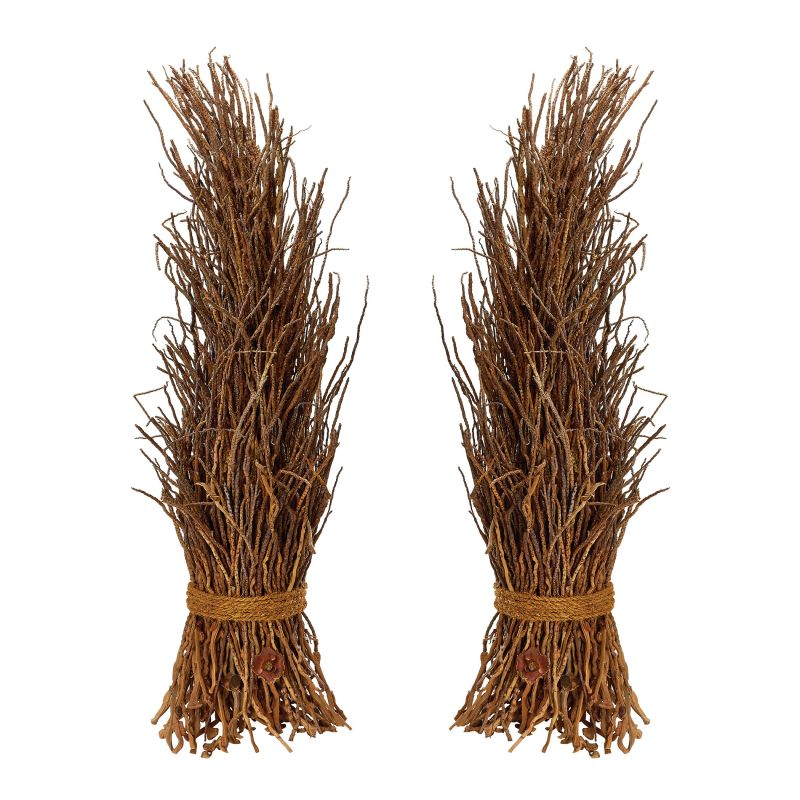 Dimond Home 742021/S2 Natural Coco Twig Sheaf - Set Of 2 Natural Home