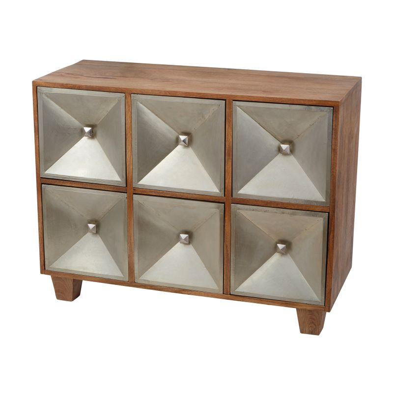 "Dimond Home 985-010 Spencer 30""H X 16""W X 39""L Chest Natural Mango /"