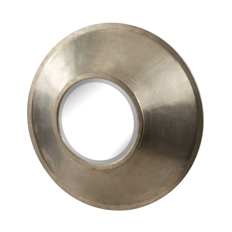 "Dimond Home 985-040 Porthole 47""Round Beveled Wall Mirror German"