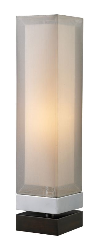 Dimond Lighting D1409 1 Light Accent Table Lamp from the Volant