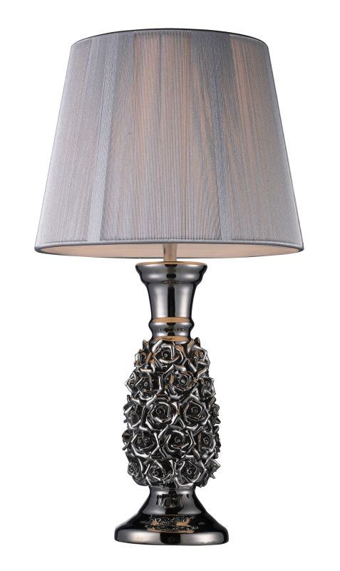 Dimond Lighting D1447 1 Light Table Lamp from the Roseto Collection