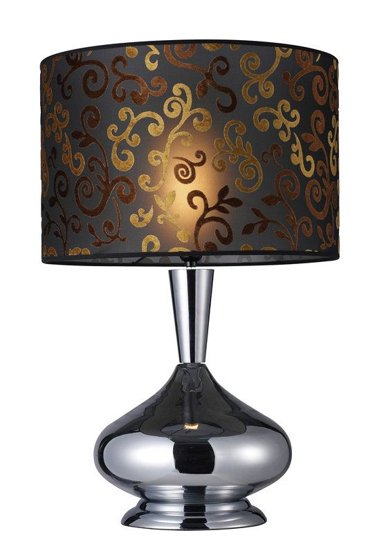 Dimond Lighting D1472 1 Light Table Lamp from the Avonmore Collection