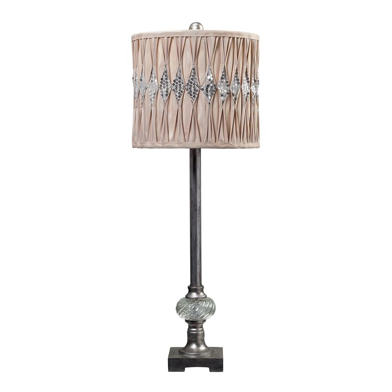 Dimond Lighting 113-1125-LED 1 Light LED Table Lamp from the Bayview