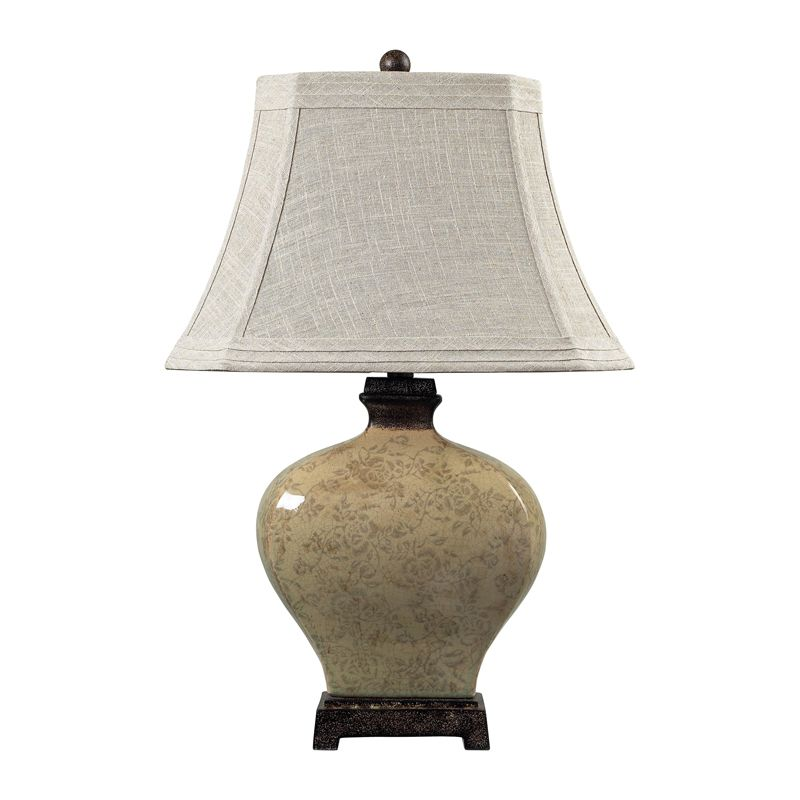 Dimond Lighting 113-1132 1 Light Table Lamp from the Normandie