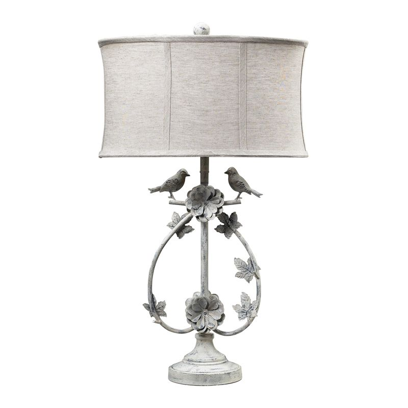Dimond Lighting 113-1134 1 Light Accent Table Lamp from the Saint