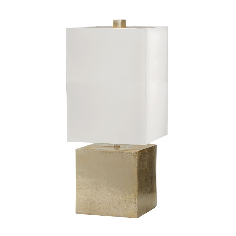 Dimond Lighting 178-031 1 Light Table Lamp in Gold from the Cement