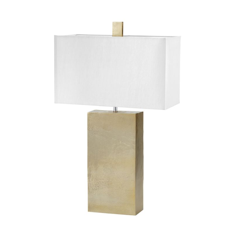 Dimond Lighting 178-033 1 Light Table Lamp in Gold from the Cement