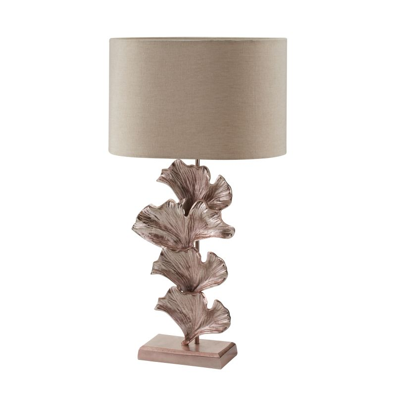 Dimond Lighting 468-023 1 Light Accent Table Lamp from the Ginkgo Leaf