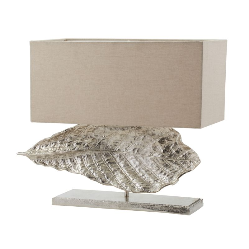 Dimond Lighting 468-030 2 Light Accent Table Lamp from the Wide Leaf