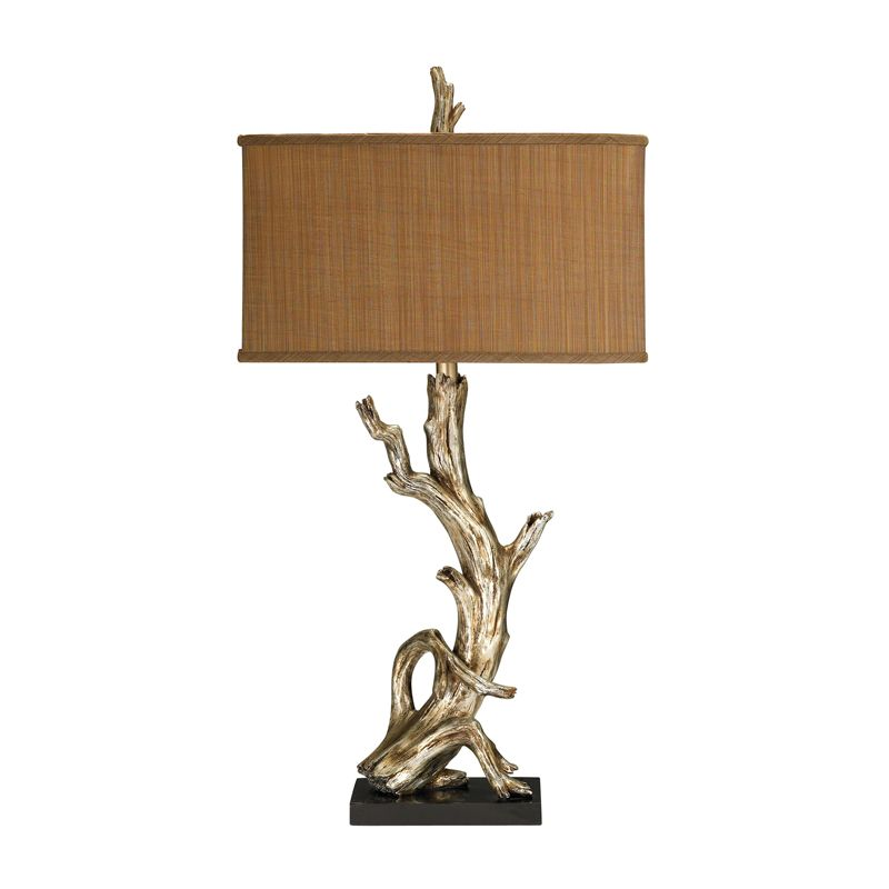 Dimond Lighting 91-840 1 Light Accent Table Lamp from the Driftwood Sale $230.00 ITEM: bci2585239 ID#:91-840 UPC: 843558011902 :