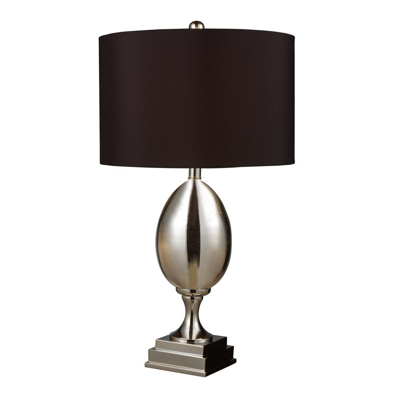 Dimond Lighting D1426B-LED 1 Light LED Table Lamp in Black from the Sale $258.00 ITEM: bci2585326 ID#:D1426B-LED UPC: 748119058887 :