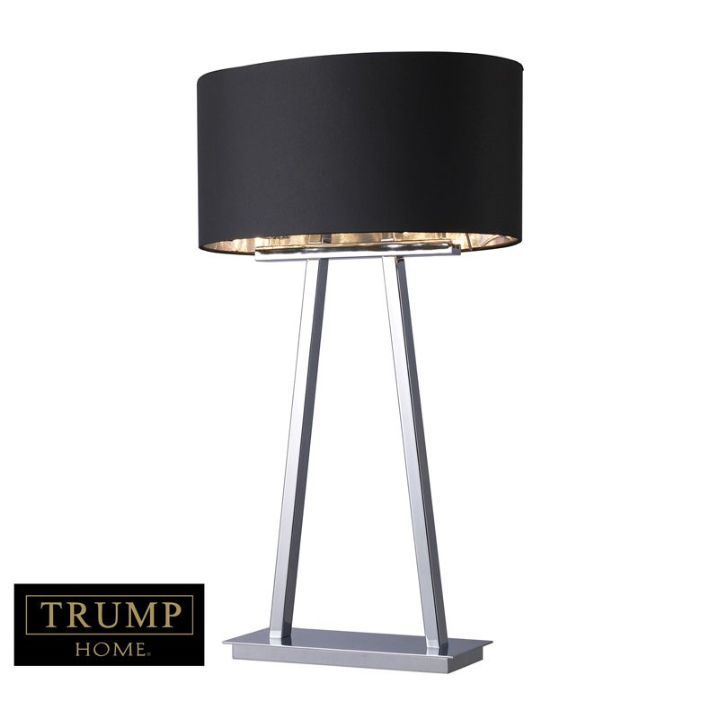 Dimond Lighting D1479-LED 2 Light LED Accent Table Lamp from the Trump