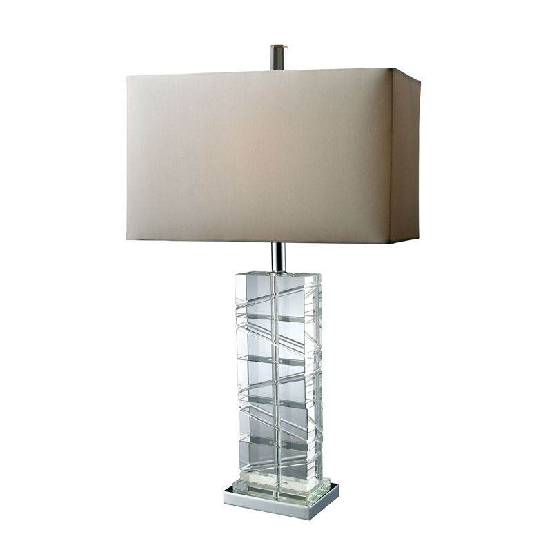 Dimond Lighting D1813-LED 1 Light LED Accent Table Lamp from the Sale $350.00 ITEM: bci2585395 ID#:D1813-LED UPC: 748119059655 :