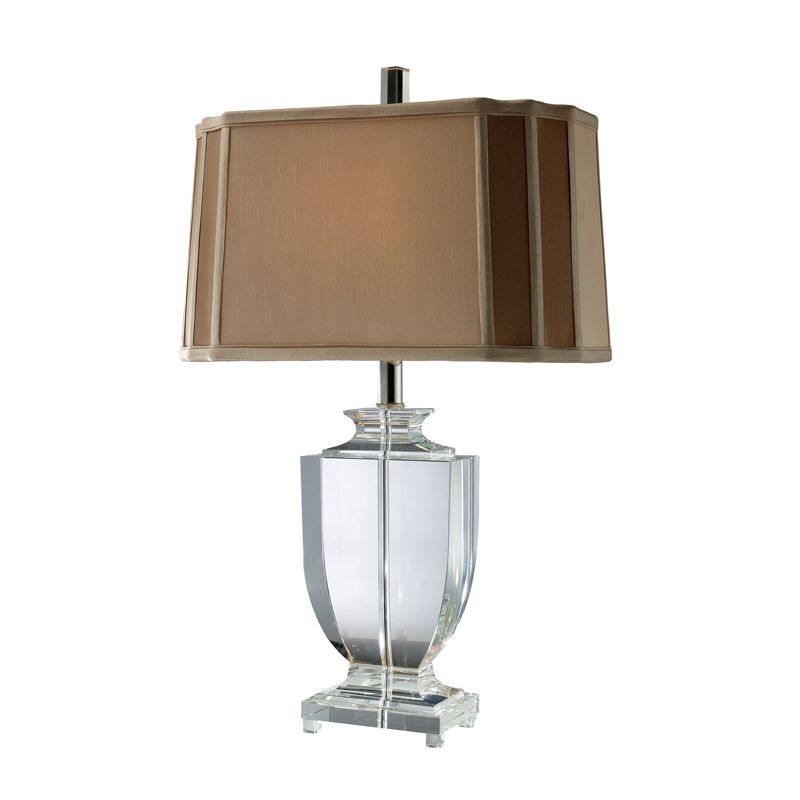 Dimond Lighting D1814-LED 1 Light LED Table Lamp from the Layfette Sale $530.00 ITEM: bci2585396 ID#:D1814-LED UPC: 748119059662 :