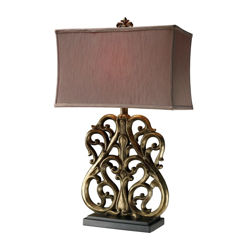 Dimond Lighting D1842-LED 1 Light LED Accent Table Lamp from the Sale $258.00 ITEM: bci2585405 ID#:D1842-LED UPC: 748119059792 :
