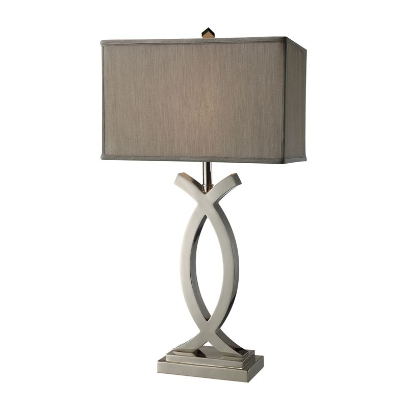 Dimond Lighting D1864-LED 1 Light LED Accent Table Lamp from the