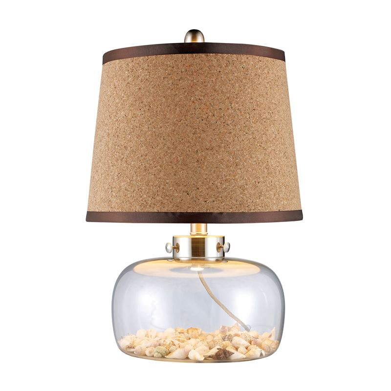 Dimond Lighting D1981-LED 1 Light LED Accent Table Lamp from the