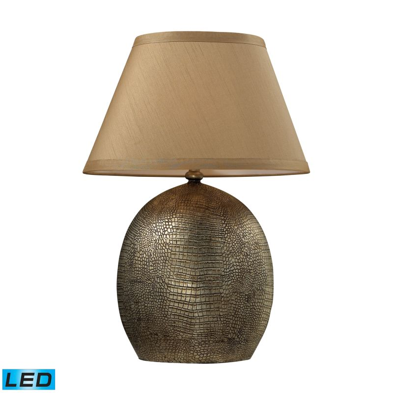"""Dimond Lighting D2221-LED 1 Light 27"""" Height LED Table Lamp from the"""