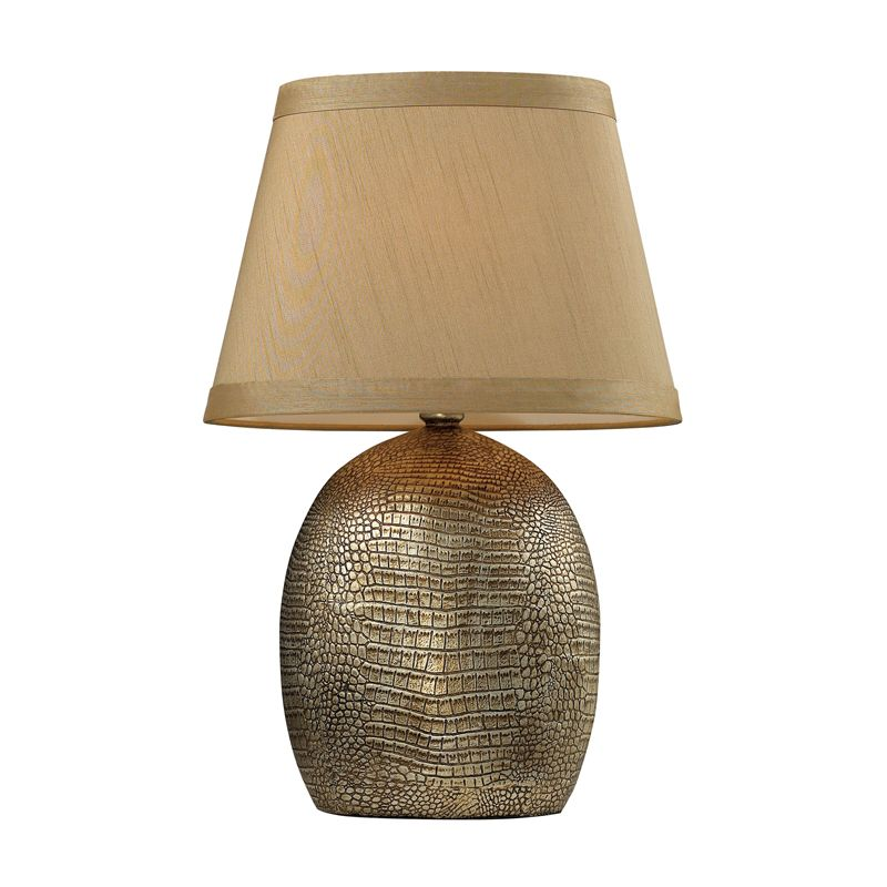 """Dimond Lighting D2222-LED 1 Light 21"""" Height LED Table Lamp from the"""