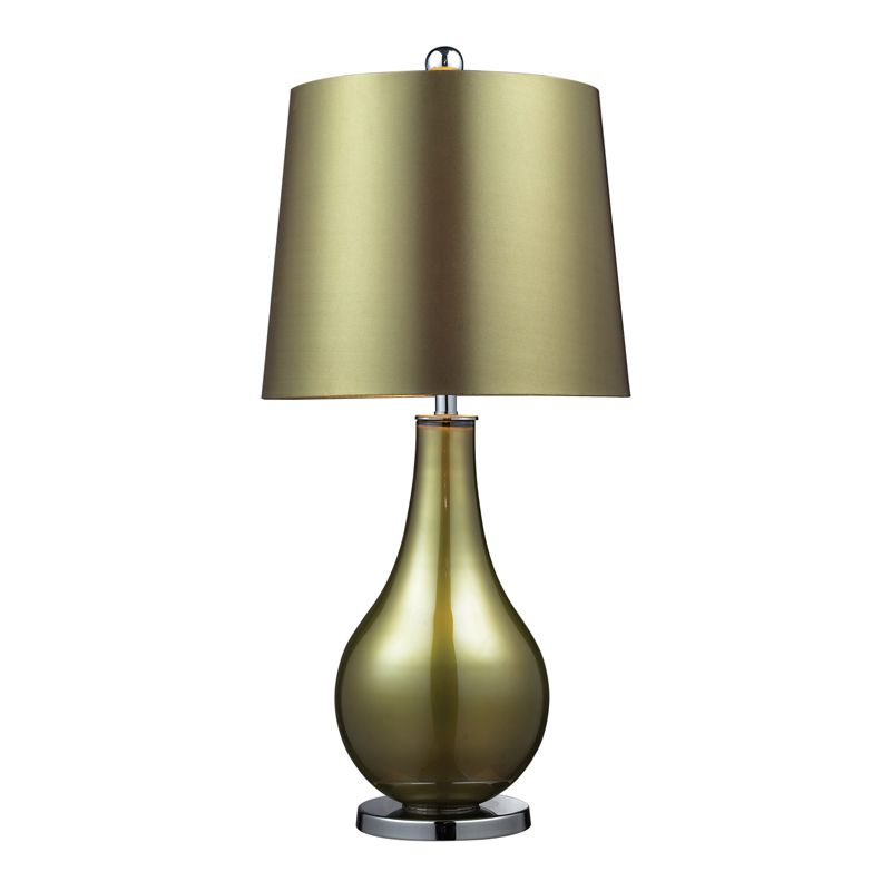 Dimond Lighting D2225-LED 1 Light LED Table Lamp from the Dayton