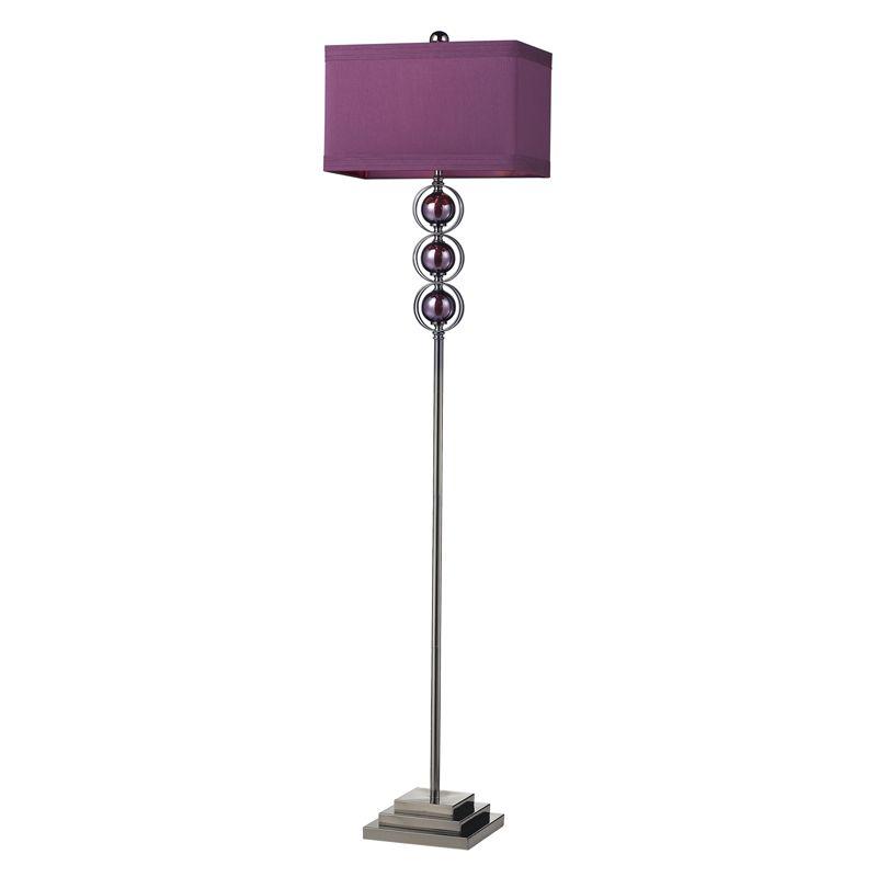 Dimond Lighting D2231-LED 1 Light LED Accent Floor Lamp from the Alva