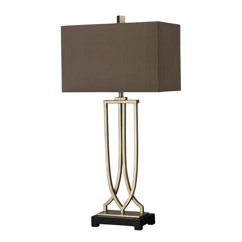 Dimond Lighting D229-LED 1 Light LED Table Lamp with Light Taupe Shade Sale $238.00 ITEM: bci2672800 ID#:D229-LED UPC: 748119081069 :