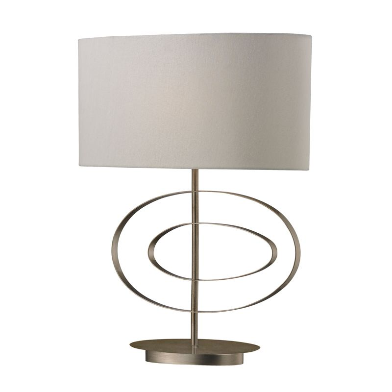 Dimond Lighting D2302 1 Light Accent Table Lamp from the Carson