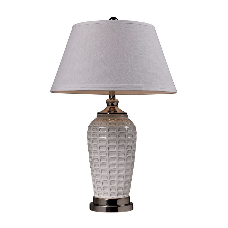 Dimond Lighting D2306-LED 1 Light LED Table Lamp from the Winslow