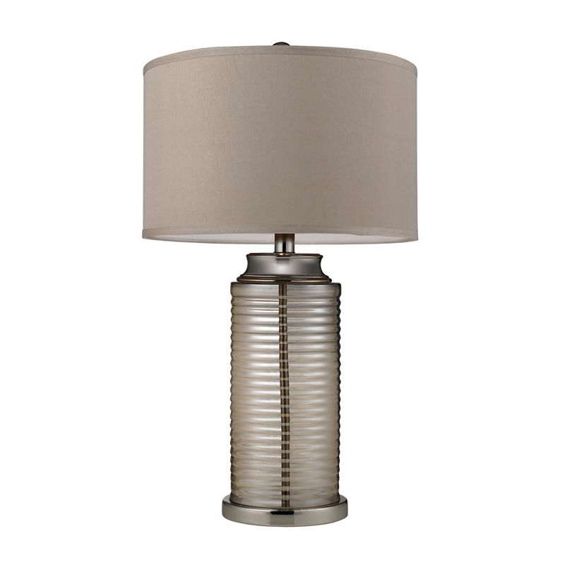 Dimond Lighting D2319 1 Light Table Lamp from the Midland Collection