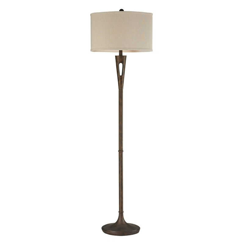 Dimond Lighting D2427 1 Light Accent Floor Lamp from the Martcliff Sale $210.00 ITEM: bci2585561 ID#:D2427 UPC: 748119061344 :