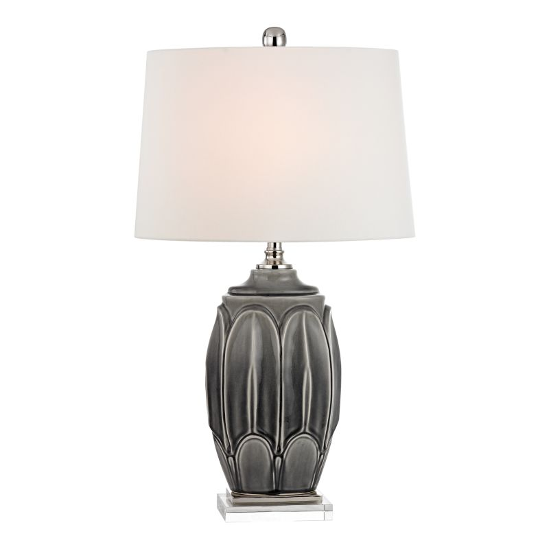 "Dimond Lighting D2450 1 Light 30.5"" Height Table Lamp from the Landry"