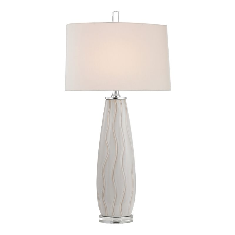 Dimond Lighting D2452 1 Light Table Lamp from the Andover Collection