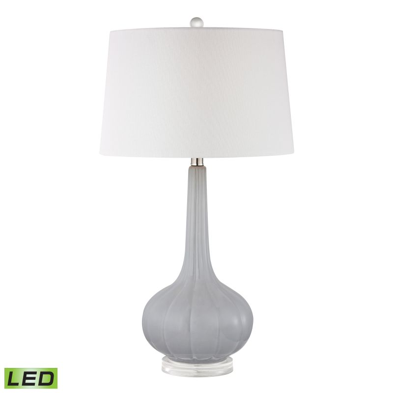 Dimond Lighting D2460-LED 1 Light LED Table Lamp in Pastel Blue from Sale $198.00 ITEM: bci2369855 ID#:D2460-LED UPC: 748119063263 :