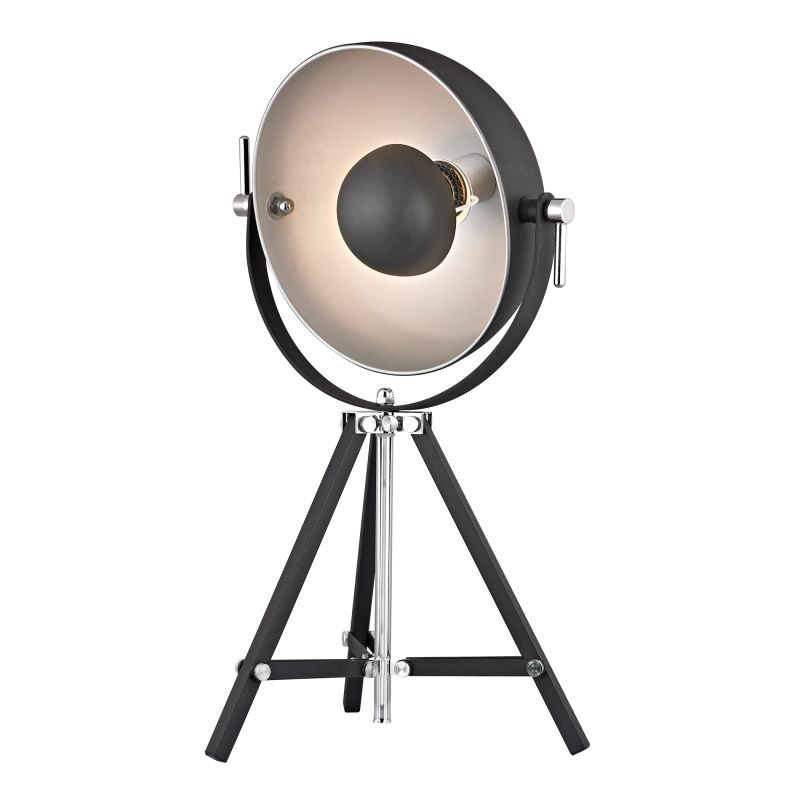 Dimond Lighting D2463 1 Light Tripod Specialty Table Lamp from the