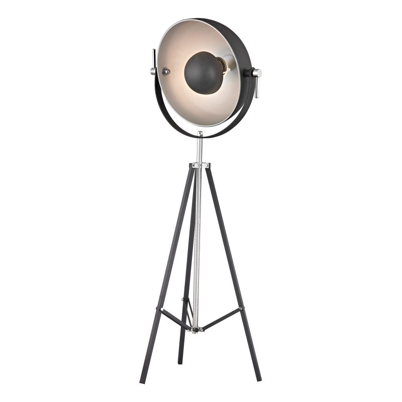 Dimond Lighting D2464 3 Light Tripod Floor Lamp from the Backstage