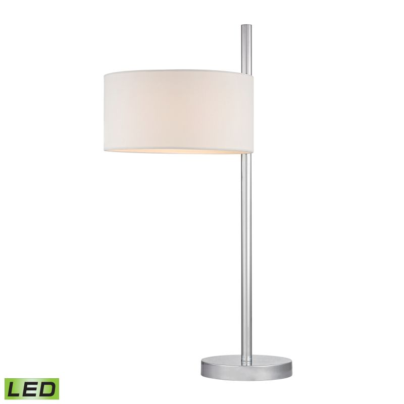Dimond Lighting D2472-LED 1 Light LED Table Lamp from the Attwood