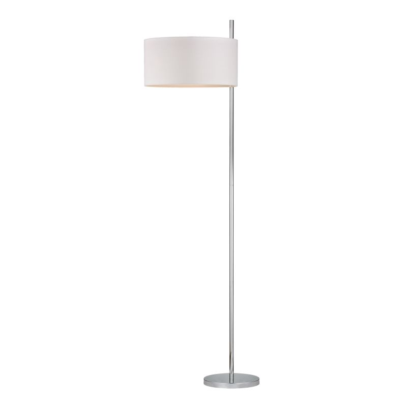 Dimond Lighting D2473 1 Light Floor Lamp from the Attwood Collection