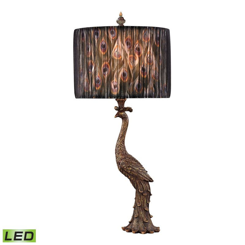 Dimond Lighting D2480-LED 1 Light LED Accent Table Lamp from the Sale $190.00 ITEM: bci2369882 ID#:D2480-LED UPC: 748119063379 :