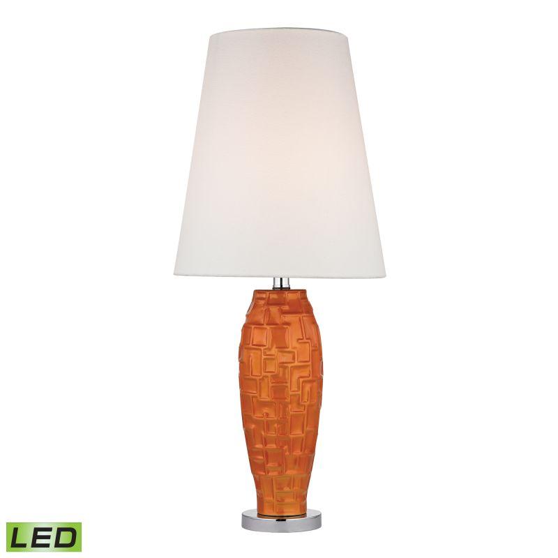 Dimond Lighting D2507-LED 1 Light LED Table Lamp from the Hawick Sale $178.00 ITEM: bci2369920 ID#:D2507-LED UPC: 748119063553 :