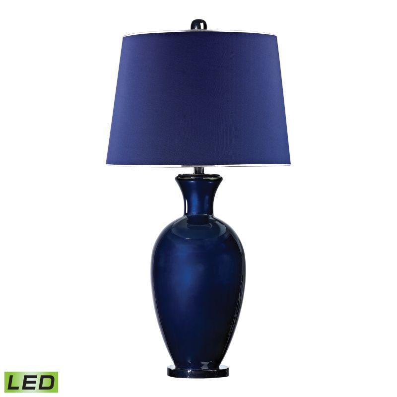 Dimond Lighting D2515-LED 1 Light LED Table Lamp from the Helensburugh