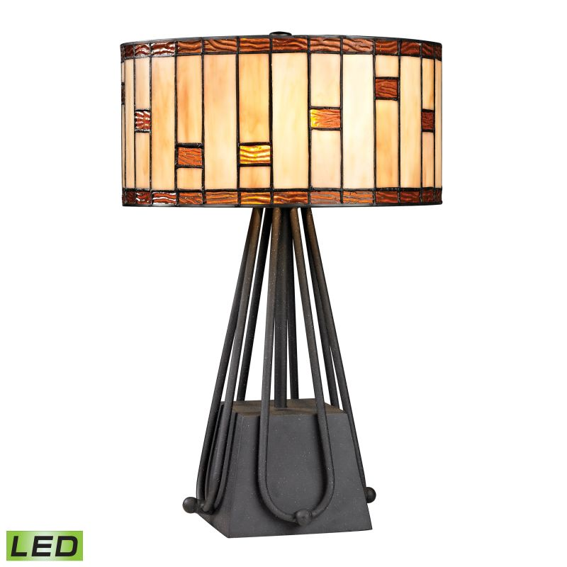 Dimond Lighting D2539-LED 2 Light LED Accent Table Lamp from the